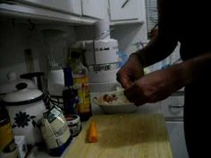 """Video #6 - Raw Food For One - Raw """"Fried"""" Rice"""