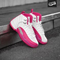 "Air Jordan 12 Retro GG ""Vivid Pink"""