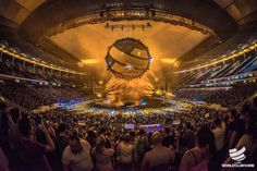 """BigCityBeats WORLD CLUB DOME 2017 sell out stadium for fifth anniversary: """"Five years ago whenwe opened our first BigCityBeats WORLD CLUB…"""