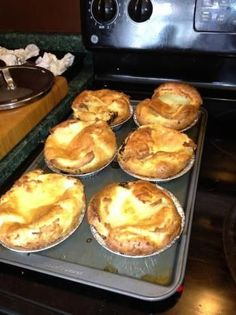 "Gordon Ramsay's Yorkshire Pudding - this recipe worked really well for me.  It rose like crazy baked in a cast iron skillet.  It's a good day when your pudding puffs! (I divide one recipe between two or three 10"" skillets.)"