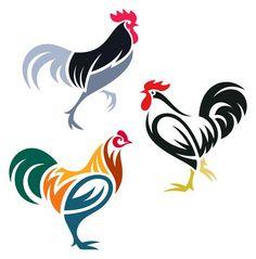 Resultado de imagem para logomarca de galinhas