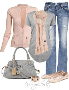 """Casual - #25"" by in-my-closet on Polyvore"
