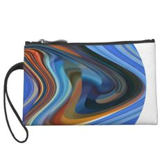 Colorful Digitally designed Wristlets, Clutch, etc. More designs at www.zazzle.com/ranaindyrun. Look online for coupon codes or sign up at Zazzle.com