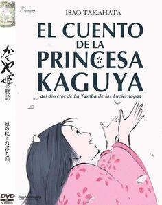 El cuento de la princesa Kaguya (2013) Japón. Dir.: Isao Takahata - DVD ANIM 163