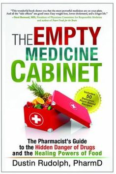 """The Empty Medicine Cabinet"" - By Dustin Rudolph PharmD"
