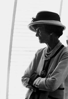 Coco Chanel: Three Weeks/1962, by Douglas Kirkland (2)