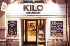 Restaurante Kilo - en balmes 165