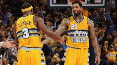 The Denver Nuggets - Colorado Basketball