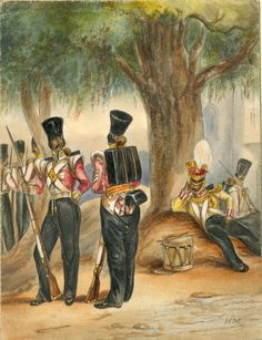 BENGAL INFANTRY. 65TH REGIMENT, MARCHING ORDER