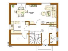 CLOU 123 Grundriss Erdgeschoss