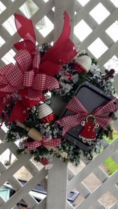 Wreaths by Cherie on Facebook please come see my page!