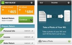File your taxes on your iPhone now!