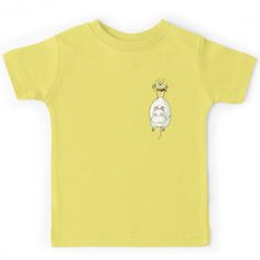 Spirited Away Mouse and Fly Kids Clothes
