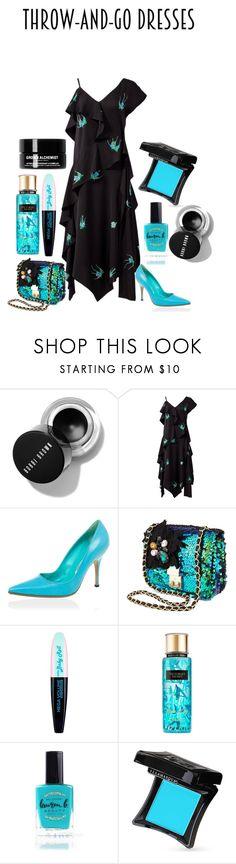 """Dress up Girl!"" by mrudula-26 ❤ liked on Polyvore featuring Diane Von Furstenberg, Manolo Blahnik, L'Oréal Paris, Victoria's Secret, Lauren B. Beauty, Illamasqua and Grown Alchemist"