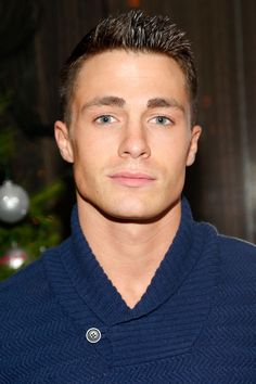 Like, if scientists had to build a perfect human face from scratch, they would probably just recreate this face exactly. | 32 Things That Prove Colton Haynes Is The Most Beautiful Man Alive