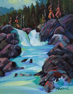 Brian Buckrell - Mountain Watershed