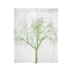 Zasłonka prysznicowa TREE BISK