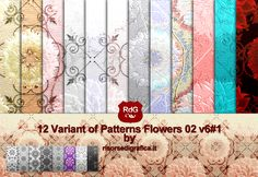 http://www.risorsedigrafica.it/pattern/127-12-patterns-flowers-02-variant-6-1-free-download.html