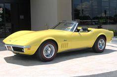Ideal Classic Cars: 1969 Chevrolet Corvette - Venice, FL