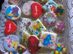 galletas decoradas con impresiones comestibles