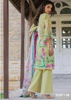 27f4429183 Fiza - A sweetheart neck Long Kurta with Chudidar & Dupatta ...