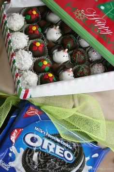 Watch for the #OREOCookieBalls Sweepstakes to be announced at the end of the party!  One of you could win the $1000 prize - perfect for treating your family and friends to a delicious holiday season with OREO Cookies and supplies from Walmart! #ad