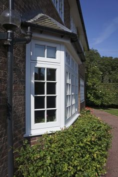Case study for Bury St Edmonds Timber Flush Casement Windows from Timber Windows, high quality, engineered timber doors and windows.