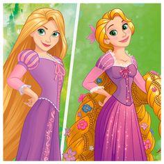 Disney Rapunzel, Princess Rapunzel, Sailor Princess, Disney Princesses, Disney Nerd, Disney Love, Disney Ideas, Flynn Rider, Disney Films