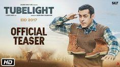 Tubelight official trailer Salman Khan film 2017