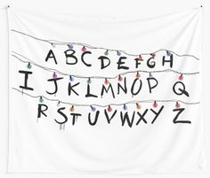 """""""Stranger Things"""" Wall Tapestries by ameliasuprema 