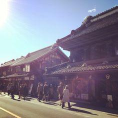 Time slip to Edo period