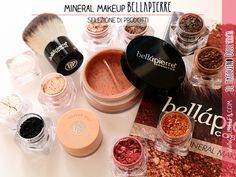 Il Taccuino dell'Elfa: Mineral Makeup #Bellapierre Cosmetics selezione di prodotti