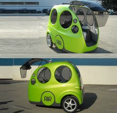 Cool electric concept car!