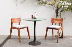 Muebles de hoja de roble Decorativo Molduras resina Apliques Onlay NR3