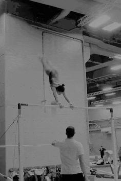 Gymnastics (WAG + MAG) and figure skating fan. Gymnastics Moves, Gymnastics Tricks, Tumbling Gymnastics, Amazing Gymnastics, Gymnastics Photography, Gymnastics Pictures, Sport Gymnastics, Artistic Gymnastics, Olympic Gymnastics