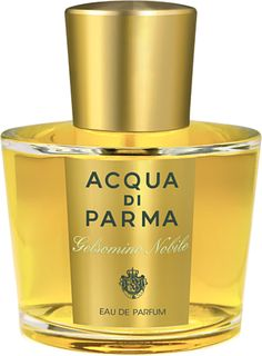 Acqua di Parma Gelsomino Nobile by Acqua di Parma is a Floral Woody Musk fragrance for women. Acqua di Parma Gelsomino Nobile was launched in The . Musk Perfume, Perfume Scents, Home Fragrances, Perfume Bottles, Aqua Di Parma, Perfume Floral, Color Dorado, Fragrance Mist, Parfum Spray