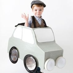 This adorable kid's Halloween costume will leave others in the dust—and it's speedy to make.