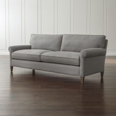Find a comfortable sofa for your living room. Whether you're looking for something classic or custom, discover seating that complements your style. Coastal Living Rooms, Formal Living Rooms, Living Room Sofa, Apartment Living, Living Spaces, Pallet Furniture, Home Furniture, Pallet Ideas Easy, Comfortable Sofa