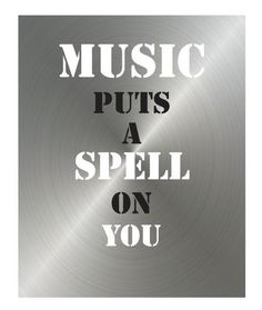 Quote Poster Small Wall Art Music Gift for by ReadMySongReadMySoul Music Is My Escape, Music Is Life, Music Lyrics, Art Music, On Air Radio, All About Music, Music Heals, Music Gifts, Music Therapy