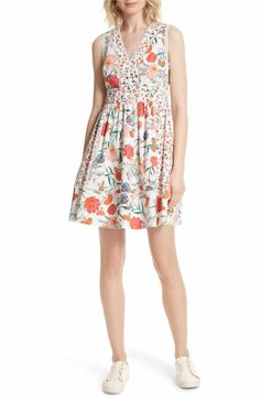 47a7980c111f NEW Kate Spade blossom sleeveless fit & flare dress i - Google 搜尋 Fit Flare  Dress