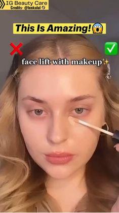Doll Eye Makeup, Edgy Makeup, Baddie Makeup, Crazy Makeup, Simple Makeup, Skin Makeup, Natural Makeup, Cute Makeup Looks, Makeup Makeover