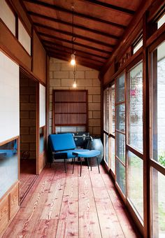 Dream Home Design, House Design, Japanese Style House, Bedroom Minimalist, Japanese Interior Design, Tiny House Nation, Small Home Offices, Mid Century House, Home Renovation