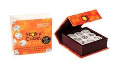 Carte e giochi da tavolo per inventare fiabe, favole e racconti - Story Cubes Actions - Dadi Cantastorie - Hutter - 02