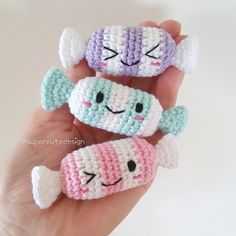 "sckawaii: ""Free candy pattern - Super Cute Design """