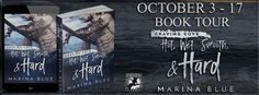 The Book Junkie's Reads . . .: SPOTLIGHT - Hot, Wet, Smooth, and Hard (Craving Cove, #1) by Marina Blue