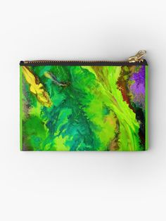 'Contemporary abstract modern painting' Zipper Pouch by JuliaFineArt Canvas Prints, Art Prints, Gifts For Family, Zipper Pouch, Contemporary, Modern, Floor Pillows, Duvet Covers, Vibrant