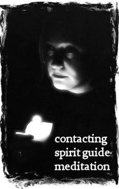 contacting spirit guides guided meditation (I did a similar meditation yrs ago & met my guide.  Take precautions to protect yourself & do be careful of the spirits you speak to.  Make sure they are who they say they are.  Some are not your friend nor have your best interest in mind.)