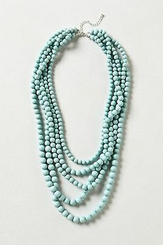 Turquoise pearls