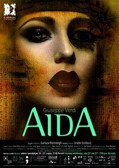 AIDA – 61° Split Summer festival – SPALATO (CROAZIA) – 25-27 Luglio 2015