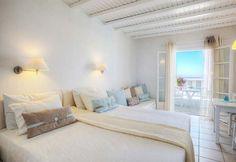 nice Beautiful Greek island of Paros